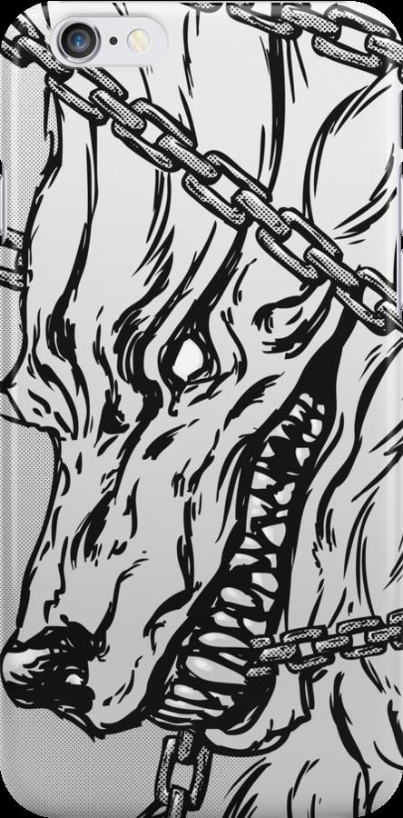 Fenrir's Rage by japu