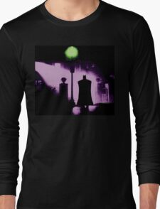 The Power of Bats Compels You! Long Sleeve T-Shirt