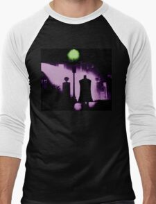 The Power of Bats Compels You! Men's Baseball ¾ T-Shirt