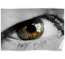 l eye - edited Poster