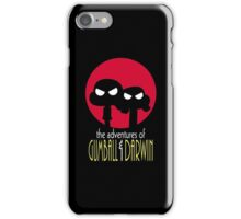The Adventures of Gumball & Darwin iPhone Case/Skin