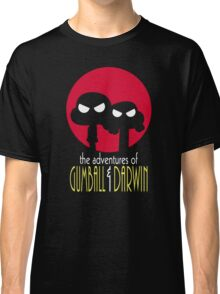 The Adventures of Gumball & Darwin Classic T-Shirt