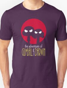 The Adventures of Gumball & Darwin T-Shirt