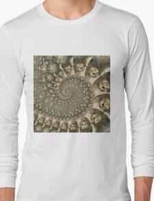 Unhappy Halloween Long Sleeve T-Shirt