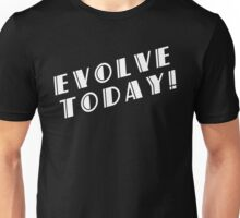 BioShock – Evolve Today! (White) Unisex T-Shirt
