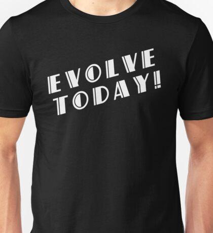 BioShock – Evolve Today! (White) Unisex T-Shirt