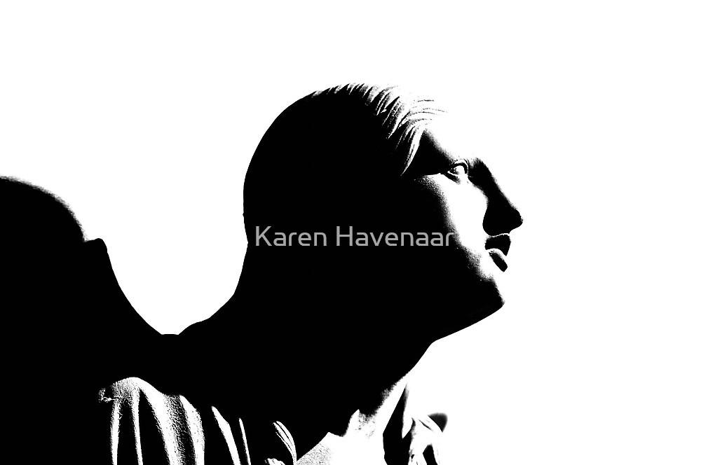 Profile of an Angel by Karen Havenaar