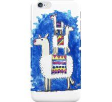 Llama Drama iPhone Case/Skin