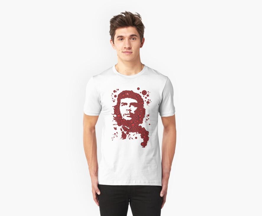 "Ernesto ""Che"" Guevara by tombst0ne"