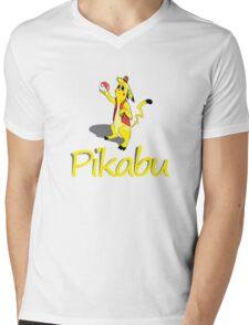 Pikabu Mens V-Neck T-Shirt