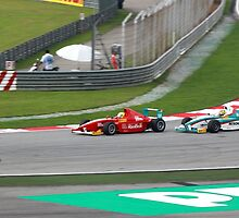 Overtaking in Formula 3 by 3rdeyelens