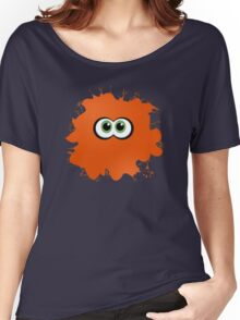Splatoon: Splattered Inkling Women's Relaxed Fit T-Shirt