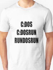 See Dos, See Dos Run, Run Dos Run T-Shirt