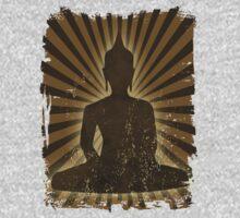 vintage Buddha Kids Tee