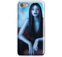 Elegant Death iPhone Case/Skin