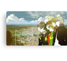 Persona 4 Canvas Print