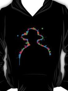 Human Paintball Shield T-Shirt