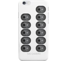 12D Camera iPhone Case/Skin