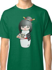 Kokeshi Sushi Classic T-Shirt