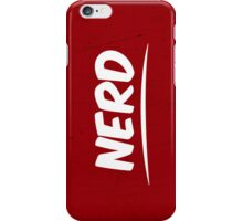 NERD! iPhone Case/Skin