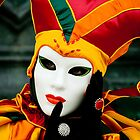 Venice Carnival  by thejourneysofar
