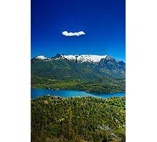 Cerro Lopez, Nahuel Huapi NP, Argentina Photographic Print