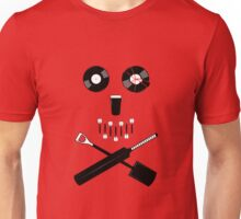 Shaun of the Dead - Skull Unisex T-Shirt