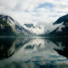 Fjord Reflections by JamesTH