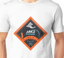 CASIS ARK-2 Mission Logo Unisex T-Shirt