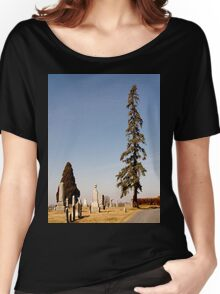 """""""A Distant Memory"""" Women's Relaxed Fit T-Shirt"""