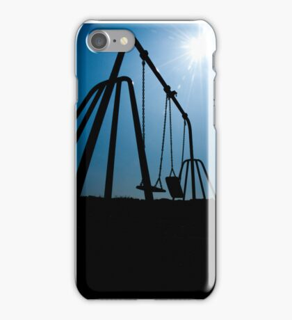 Abandoned Swing Set (iPhone Case) iPhone Case/Skin
