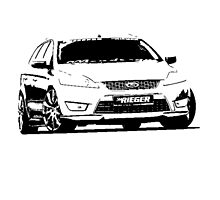 Rieger Ford Mondeo Turnier  by garts