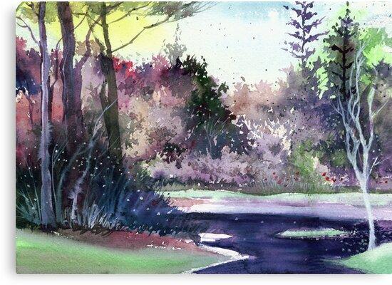 Jungle 1 by Anil Nene