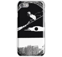 Henry Clarke Illustration for If I Had a Broomstick in The Years at the Spring Inverted iPhone Case/Skin