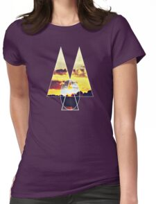 Dream Array, Brighter Days Soon. Womens Fitted T-Shirt