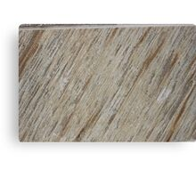 Abstract Stone Rock Concrete Canvas Print