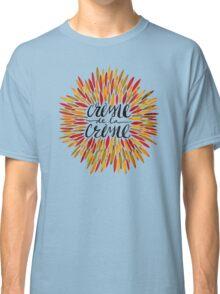 Crème de la Crème – Autumn Palette Classic T-Shirt