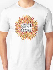 Crème de la Crème – Autumn Palette Unisex T-Shirt