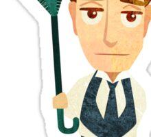Buster Keaton Sticker