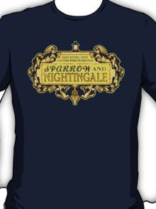 Sparrow & Nightingale  T-Shirt