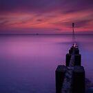 Hunstanton Sky by Jon Bradbury