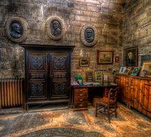 Church Office by Yhun Suarez