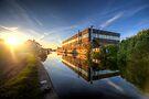 Suburban Sunrise 4.0 by Yhun Suarez