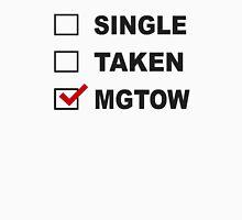 MGTOW Single Taken Joke Shirt T-Shirt