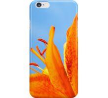Orange Lily iPhone Case/Skin
