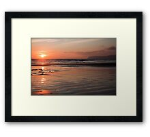 Compton Bay Framed Print