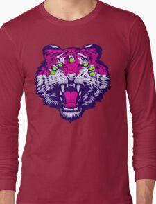 Seven-Eyed Tiger Long Sleeve T-Shirt