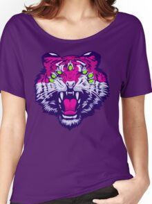 Seven-Eyed Tiger Women's Relaxed Fit T-Shirt