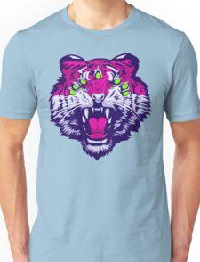 Seven-Eyed Tiger Unisex T-Shirt