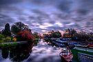 Barrow Sunrise In Motion by Yhun Suarez